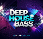 Deep House Bass Samples - MIDI Wav
