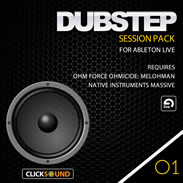 Dubstep Ableton Live Pack - Samples and Sounds