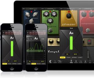 IK Multimedia iOS Applications
