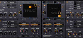 Truc2 Free Multi-Effect VST Plugin by De la Mancha
