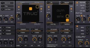 Truc2 Free Multi-Effect VST Plugin