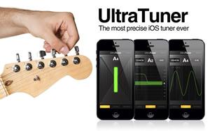 UltraTuner - iOS Digital Tuner Application