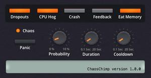 ChaosChimp Free VST/AU Plugin