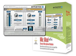 Anaters Mic Mod EFX VST Plugin