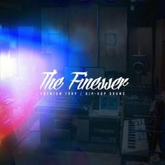 Andrew Lloyd The Finesser Drum Kit