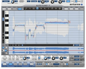 Review Antares VST Auto Tune Plugin
