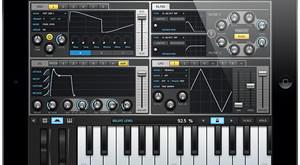 Cakewalk Z3TA+ iOS Synthesizer for iPad by