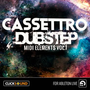 Ableton Dubstep Live Pack and Templates MIDI
