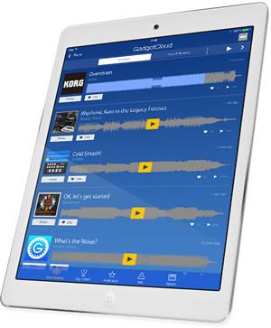 Korg Gadget Synth Studio for iPad