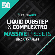 Download Dubstep and Complextro Massive Presets