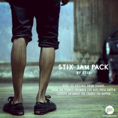 Stix Jam Pack Drum Sound
