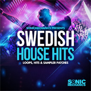 Swedish House Loops and Samples