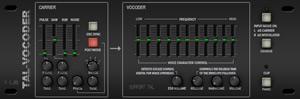 TAL Vocoder VST Plugin Effect