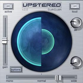 UpStereo Free VST Plugin