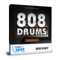 Free: 808 Drum Samples Kit by ProducerSpot