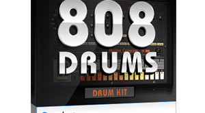808 Drum Kit - Drum Loops and Samples