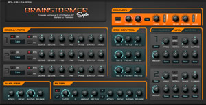 Free Virtual Analogue Synthesizer