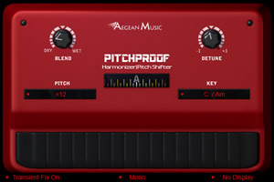 Free Pitch VST Plugin