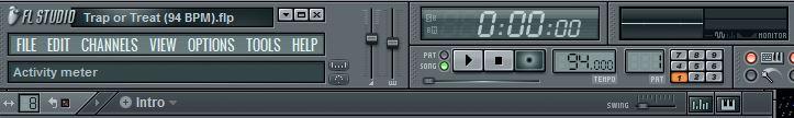 Making Trap Beat in FL Studio