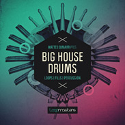 House Drums Samples and Loops