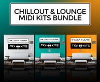 Chillout MIDI Kits Loops