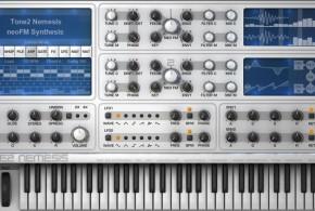 REVIEW: Nemesis VSTi FM Synthesizer by Tone2