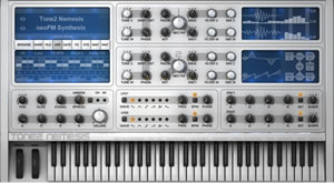 Giveaway: Win A Free License for Tone2 Nemesis FM Synth