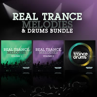 Trance MIDI Loops and Drum Samples