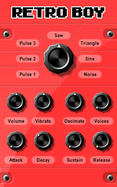 Download Retro Boy Free VST Synth