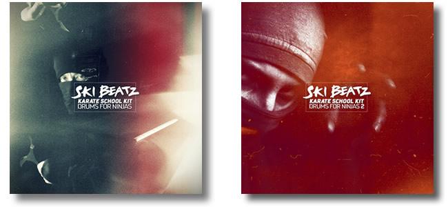 Ski Beatz Drum Samples Kits