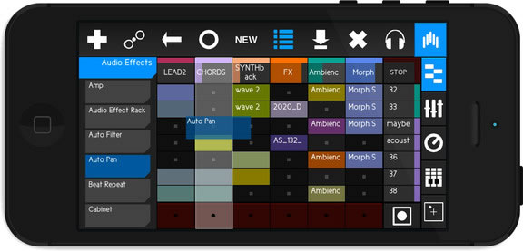 Ableton Live iPhone Controller