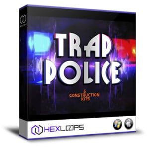 Trap Police Sample Pack