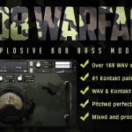 808 Warfare Kontakt Drum Samples