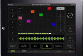 GrooveMaker 2 App For iPad Announced by IK Multimedia