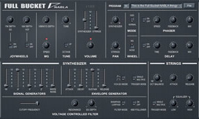 FREE: Nabla String Synthesizer VST by Full Bucket Music