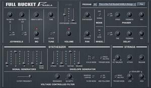 Nabla String Synthesizer VST