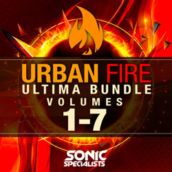 Sonic Specialists Urban Fire Bundle
