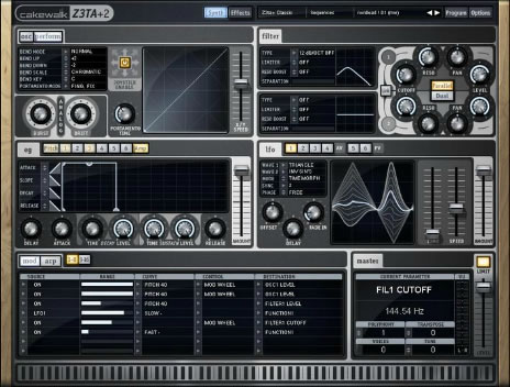Z3TA+2 - VST Synthesizer Plugin