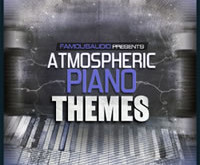 Atmospheric Piano MIDI Loops