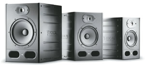 Focal Alpha Studio Monitors