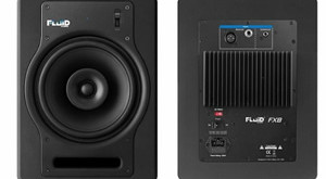 Fluid Audio FX8 Active Monitors