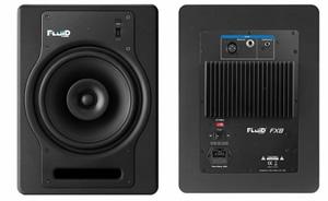 Fluid Audio FX8 Active Monitors