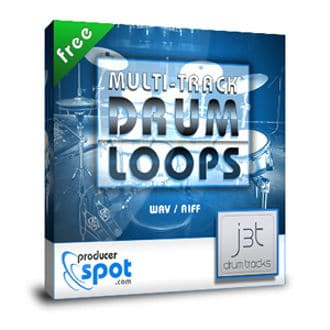 Free Live Drums Loops and Samples