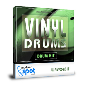 Donwload Vinyl Old Drums Samples Sounds Kits