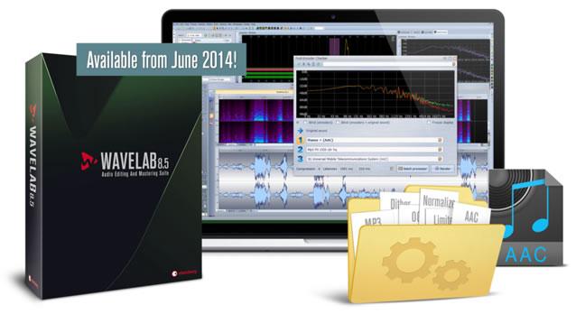 WaveLab 8.5 Audio Software by Steinberg