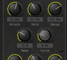 Big Kick Drum Synthesizer VST Plugin by Plugin Boutique