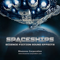 Spaceships - Science Fiction Sound Effects