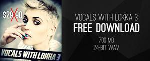 Free Vocals Samples