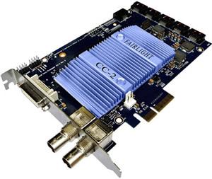 CC-2 Fairlight Audio Engine