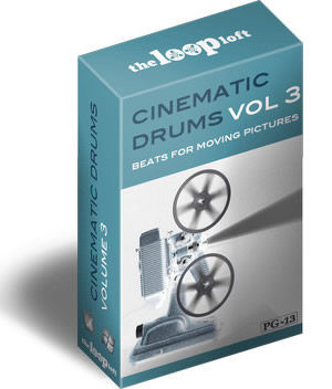 Cinematic Drums Loops and Samples
